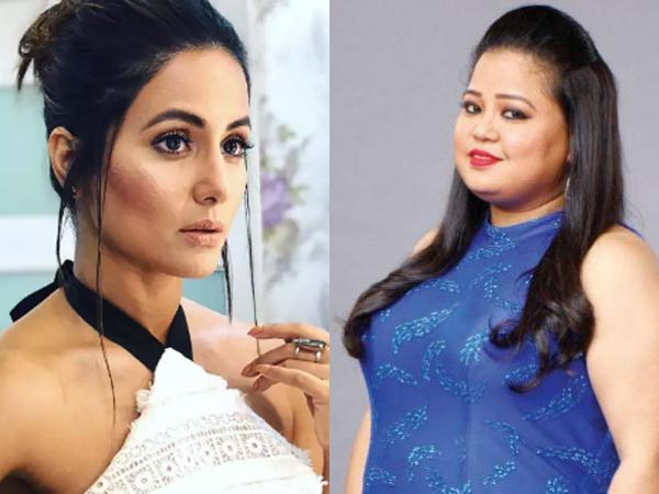 Hina & Bharti Appear As Guests On BB 12