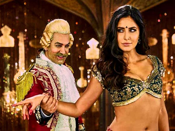 Thugs Of Hindostan Fourth Day (Sunday) Box Office Collection: A MAJOR Drop In Numbers!