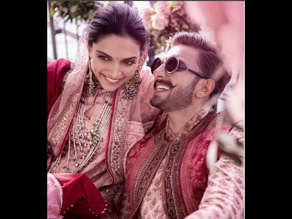 Ranveer Gives A Lovely Reply When Asked If Deepika Is Lucky To Have Him...