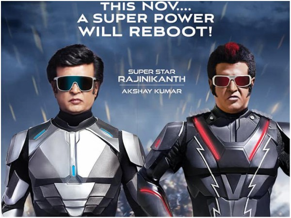 Rajinikanth's 2.0 Kerala Theatrical Rights Sold For 14 Crores? The Film To Make A Record Release?