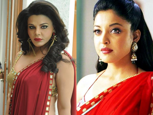 Tanushree Is Disgusting, Not Me, Says Rakhi