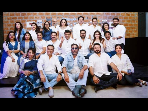 Mohanlal, Jayaram & Others Join The Celebration At The 80's Reunion, 2018!