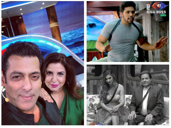 Bigg Boss 12: NO Eviction Post Shivashish Mishra's Exit; Anup Jalota Enters The House!