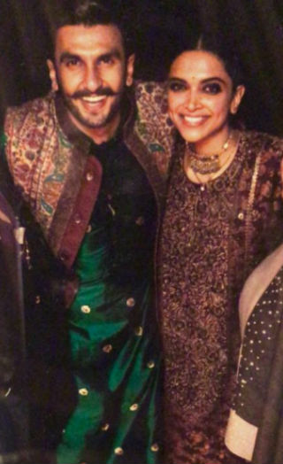 Chooda Ceremony: The NEW Picture From DeepVeer's Wedding