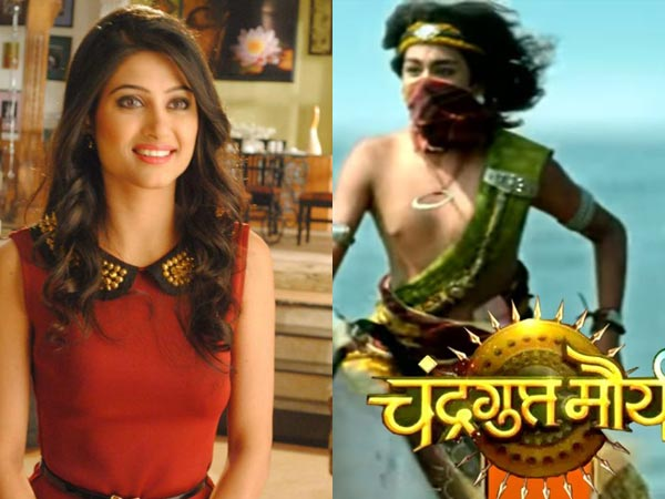 Shefali Sharma's 'Blackmail' The Reason Sneha Wagh Replaced Her In Chandragupta Maurya Overnight?