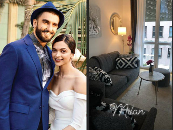 Deepika Padukone & Ranveer Singh Wedding: Hairstylist & Manager Share New Pictures From Lake Como