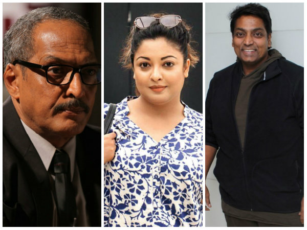 Tanushree Dutta Using #MeToo To Hide Her Inability As She Failed As A Performer: Ganesh Acharya