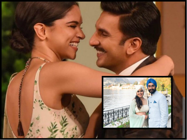 Deepika Padukone & Ranveer Singh EXCHANGE RINGS; First INSIDE PICTURE From Lake Como Goes Viral