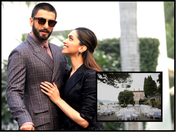 Deepika Padukone & Ranveer Singh Spending A BOMB At Their Italy Wedding; TOTAL COST Is Mind-boggling
