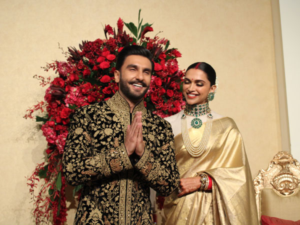 Deepika-Ranveer wedding reception today