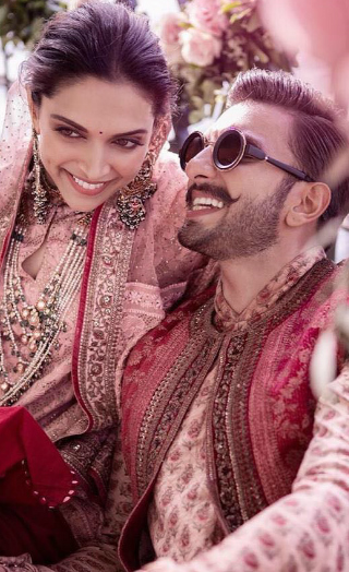 DeepVeer's New Wedding Pictures Out & They Are Too Dreamy!