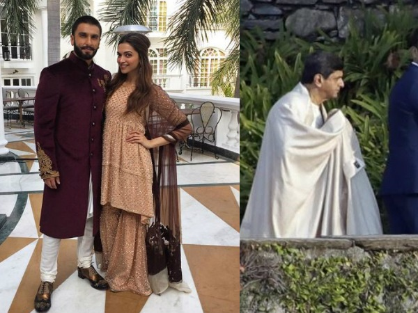 Deepika Weds Ranveer: Inside Details About Their Four Hour Long Konkani-Brahmin Wedding!