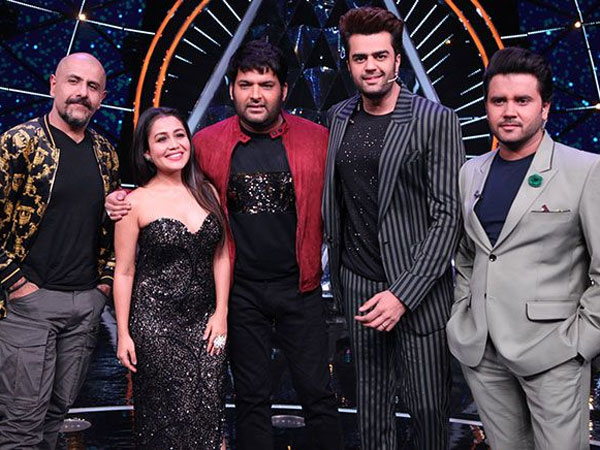 Indian Idol Team Throws Bachelor Party For Kapil