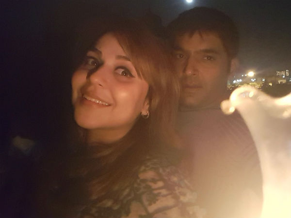 Kapil Sharma Is Ecstatic To Be With Ginni Chatrath; Says She Is A Huge Support In His Life!
