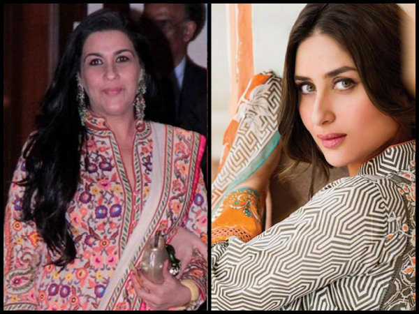 Kareena Kapoor Khan Reveals Why There's No BAD BLOOD Between Her & Saif 's Ex-wife Amrita Singh!
