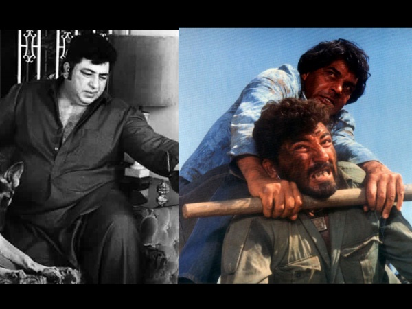 Amjad Khan's Birth Anniversary Special: A Look Back At His Iconic Role, 'Gabbar Singh' From Sholay!