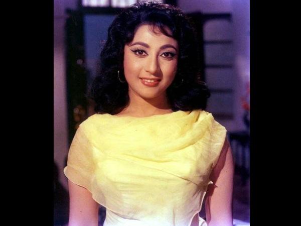 Mala Sinha's Early Years