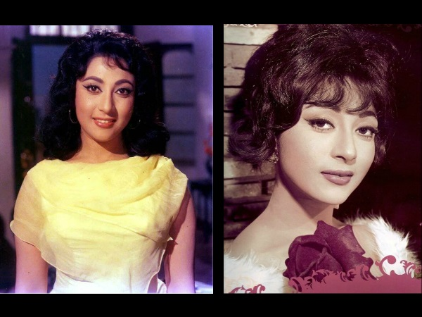 Happy Birthday Mala Sinha: The Daring Diva Who Was Way Ahead Of Her Time!