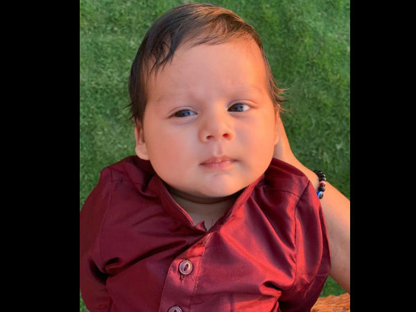 OMG, SO CUTE! Mira Rajput Shares FIRST Picture Of Little Son Zain Kapoor