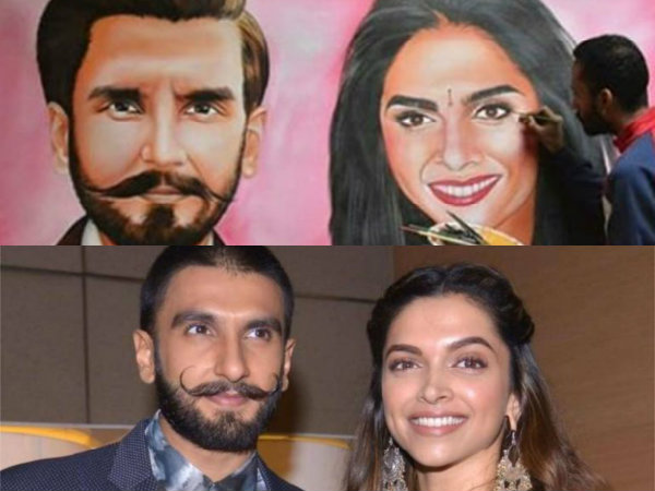 Ranveer Singh & Deepika Padukone To Get A Special Wedding Gift From A Fan! View Pictures