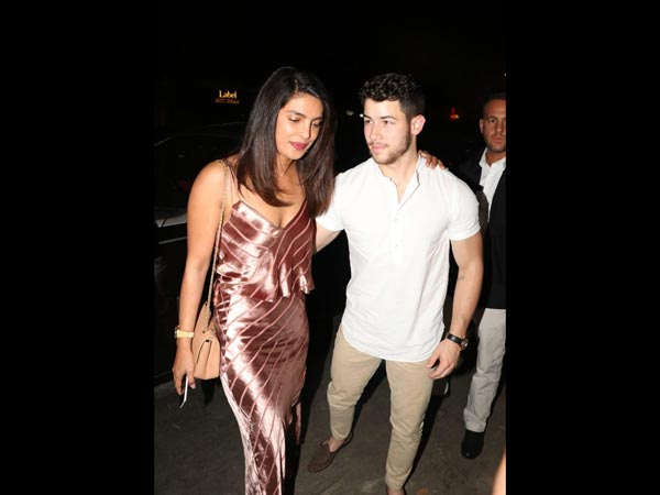 Priyanka Chopras Mumbai residence adorned with lights before wedding with Nick