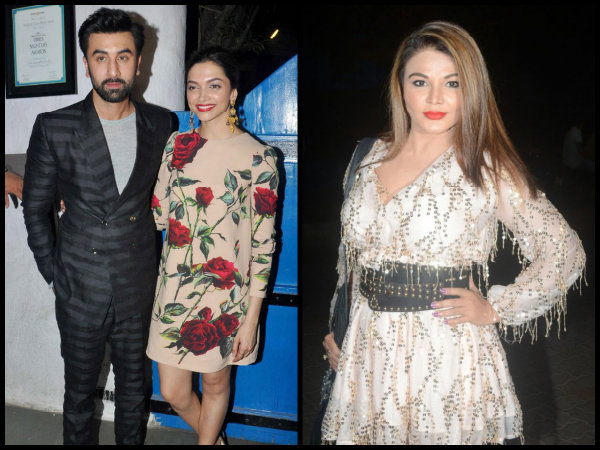 Rakhi Sawant MOCKS At Ranbir Kapoor As Deepika Padukone Marries Ranveer Singh: You LOST The Kohinoor