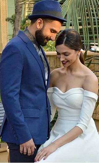 JUST IN! Deepika Padukone & Ranveer Singh Are MARRIED Now