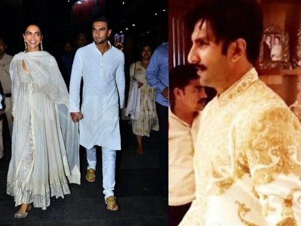 Ranveer Singh- Deepika Padukone's Italy Wedding: Ranveer's First Photo As Groom Gets Leaked?