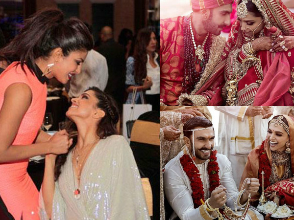 Bride-To-Be Priyanka Chopra Can't Stop Gushing Over Ranveer-Deepika's Wedding Photo!