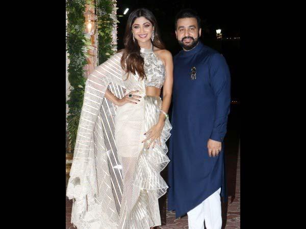 Shilpa Shetty Diwali Bash: Salman Khan, Jacqueline Fernandez, Karan Johar & Others Make A Beeline