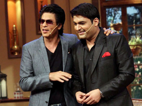 Shahrukh Khan To Appear On The First Episode Of The Kapil Sharma Show? More B-town Celebs To Join!