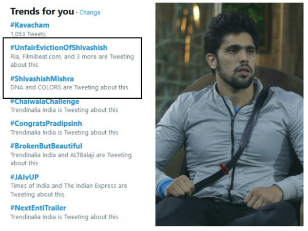 BB 12: Sree's Wife Disappointed With Shivashish's Eviction; Fans Trend #UnfairEvictionOfShivashish!