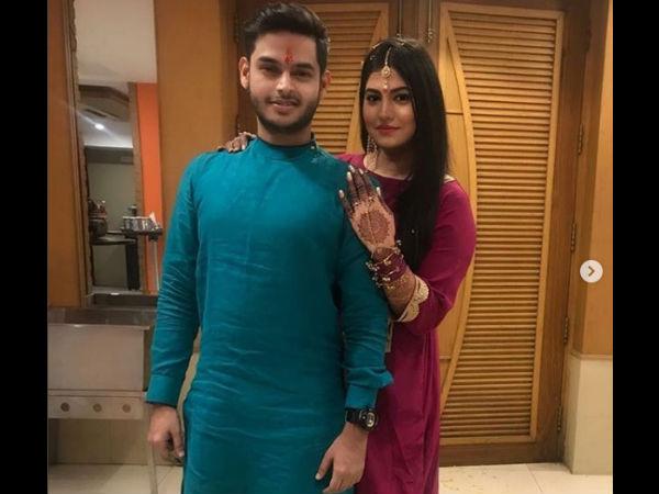 Siddharth Sagar & Subuhi Joshi Get Engaged In Delhi; Is The Wedding Around The Corner?