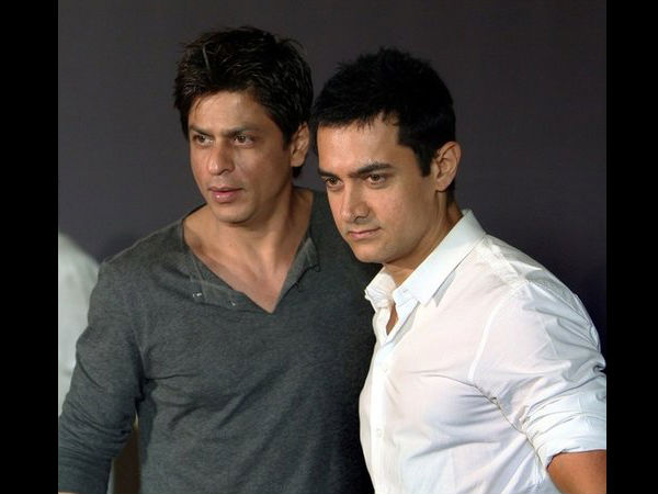 'I Asked Shahrukh If He Smoked In Front Of Amit Sir'