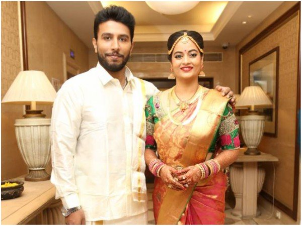 Tamil Actress Suja Varunee And Actor Shivaji Dev Tie The Knot!
