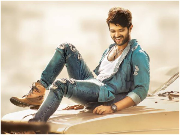 Vijay Deverakonda's Taxiwala Has Evoked Huge Interest In The Filmy Circle?