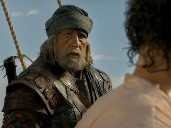 Amitabh Bachchan's Thugs Of Hindostan Becomes His First Rs 100 Crore Movie