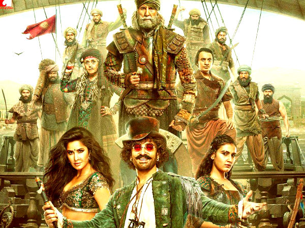 Thugs Of Hindostan Second Day (Friday) Box Office Collection: Negative Reviews AFFECT The Business
