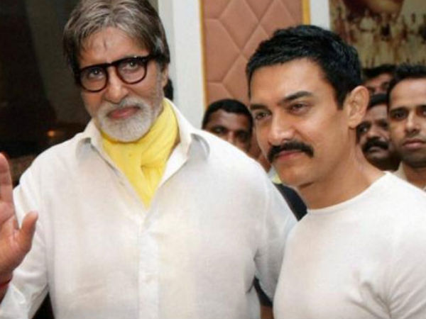 Things Got Funnier When Big B Came To Know About SRK-Aamir's Conversation