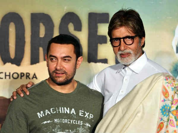 Aamir Also Shared A Very Bizarre Memory Of Big B