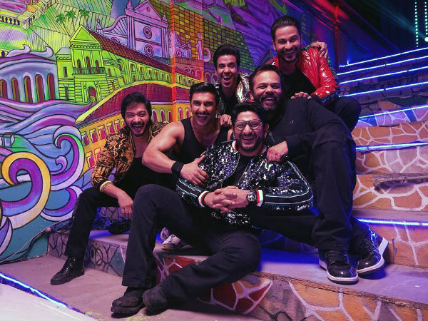 Arshad Warsi: Ranveer Singh & Sara Ali Khan Looked Out Of Place When 'Golmaal' Gang Shot For Simmba