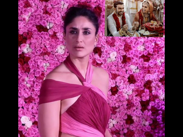 VIDEO: Kareena Kapoor Khan Makes A SASSY FACE When Asked About Attending Deepika-Ranveer's Reception