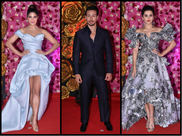 Jacqueline, Tiger & Taapsee