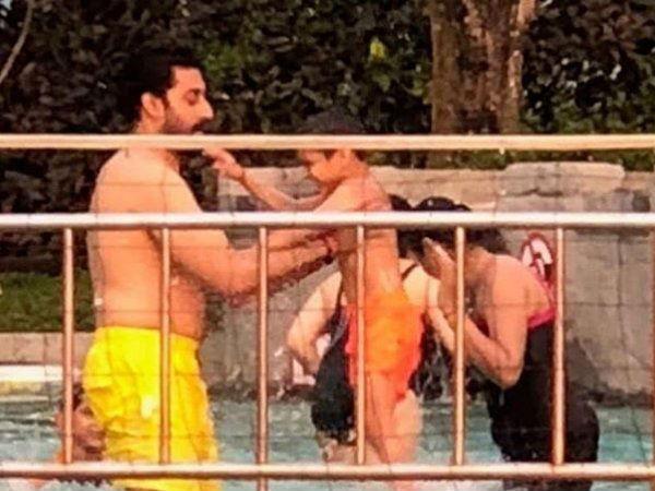 Are Aishwarya rai bikini refuse