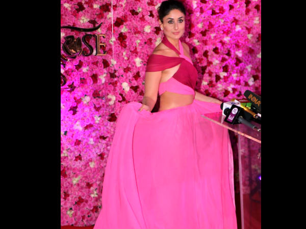 Kareena turns out to be the head