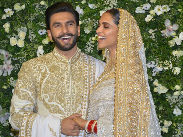 The Paparazzi Called Deepika Padukone 'Bhabhiji' During Last Night's Reception