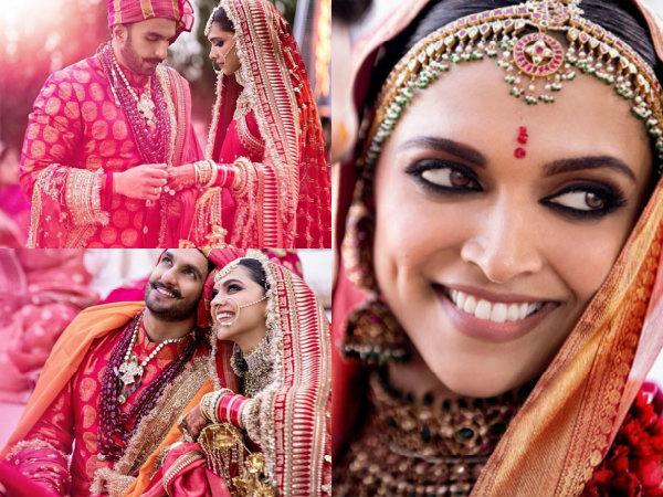 New Wedding Pictures Of Deepika Padukone & Ranveer Singh Is Out, They Look Magical & Breathtaking!