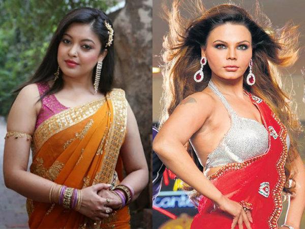 Rakhi Sawant: Tanushree Dutta Looks Like A Buffalo, All She Does Is Sit & Eat, She Has No Job