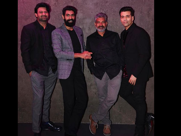 Koffee With Karan 6 : Prabhas On Dating Anushka!
