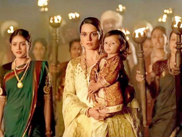 I'm Fascinated That Rani Lakshmi Bai Used Swords Against The Rifles, Says Kangana Ranaut